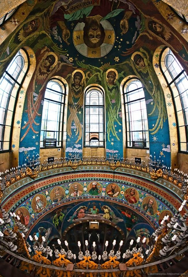 Church of Our Savior on Spilled Blood, At.Petersburg.