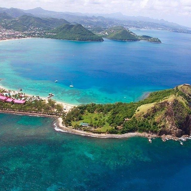 312 Best Saint Lucia Resorts Simply Majestic Images On