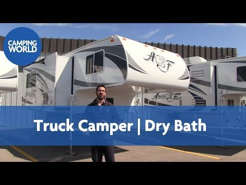 2017 Arctic Fox 1140 Truck Camper Elegant Truffle Rv Review