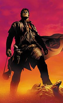 """The Dark Tower - The Official Website......You like westerns?  You like science fiction?  This is better than """"Cowboys and Aliens""""!!  A  must read!"""