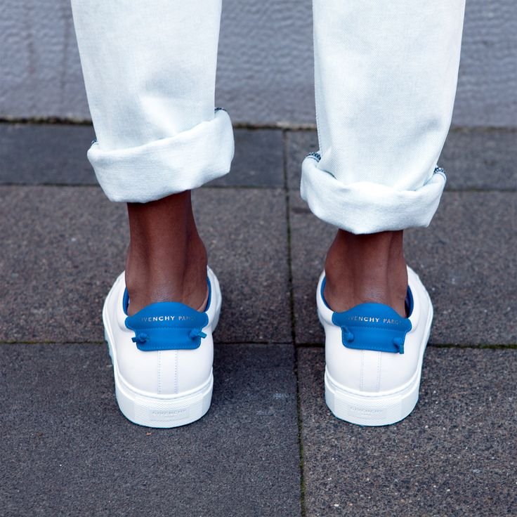 Givenchy White Sneakers for Men