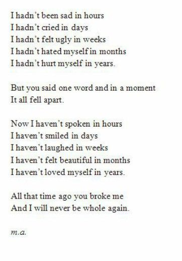 1000+ ideas about Sad Poems on Pinterest | Poems About ... Poems About Sadness Tumblr