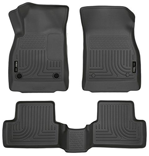 Husky Liners Front  2nd Seat Floor Liners Fits 1115 Cruze 2016 Cruze Limited >>> For more information, visit image affiliate link Amazon.com