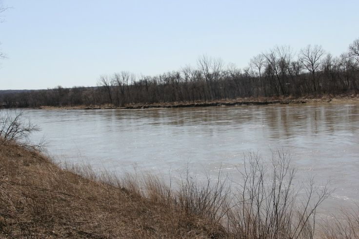 Truly You Life Coaching - Sharing Blog the Assiniboine River spilling her banks, with the early spring run off. Behind the Lavenham Retreat, Lavenham, Manitoba