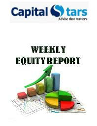INDIAN EQUITY MARKET WEEKLY REPORT - 12 OCT TO 17 OCT 2015 Weekly fundamental speaks  DALAL STREET face  INDIAN BENCHMARK rallied in the week ended. Both the key indices attained 7-week closing high. The barometer index, the S&P BSE Sensex regained the psychological 27,000 mark and the 50-unit CNX Nifty regained the psychological 8,000 mark during the week.   READ MORE DEATAILS VISIT  http://stockcashintraday.blogspot.in/2015/10/indian-equity-market-weekly-report-12.html