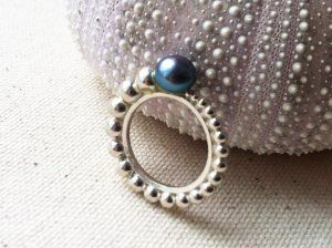 7 best Pearl promise rings images on Pinterest | Pearl ...