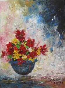 """""""Treasured"""" by Kalpana Soanes"""