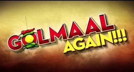 "Golmaal Title Track Lyrics from Bollywood Movie ""Golmaal Again"" ,The song is sung by Brijesh Shandilya & Aditi Singh Sharma & lyrics are written by Kumaar and music is composed also Thaman. S.              Golmaal Again is"