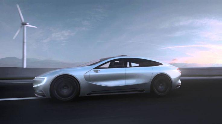 LeSee - The Sparkling White 'Tesla-Killer'