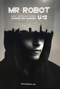 Mr. Robot (1ª Temporada) - Poster / Capa / Cartaz - Oficial 1