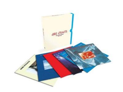 Dire Straits - Dire Straits [The Complete Studio Albums] (2013) [FLAC]