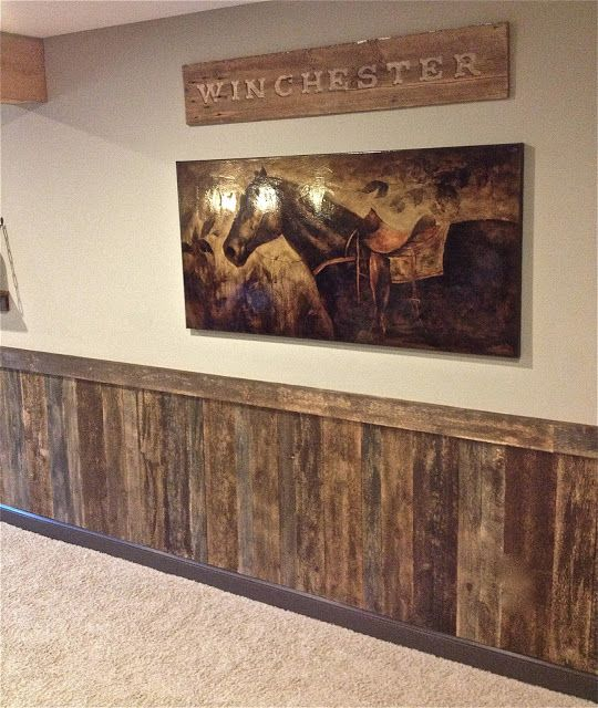 66 Best Images About Basement / Hunting Room On Pinterest