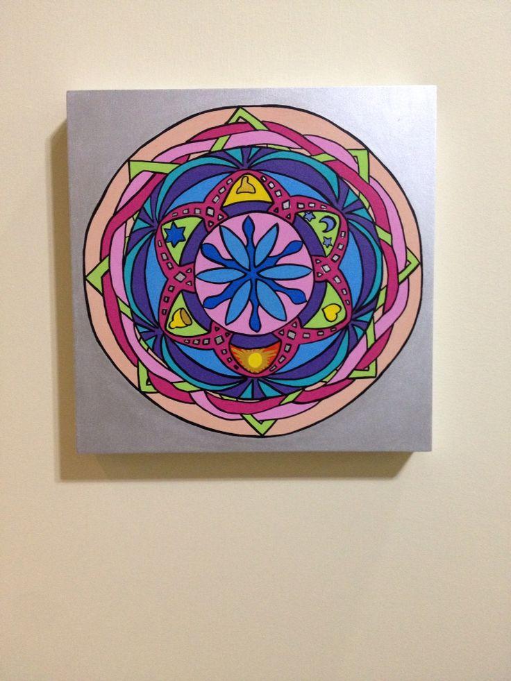Mandala abundancia $35000