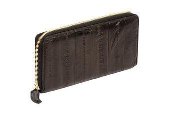 Makki Large Zip wallet - Black