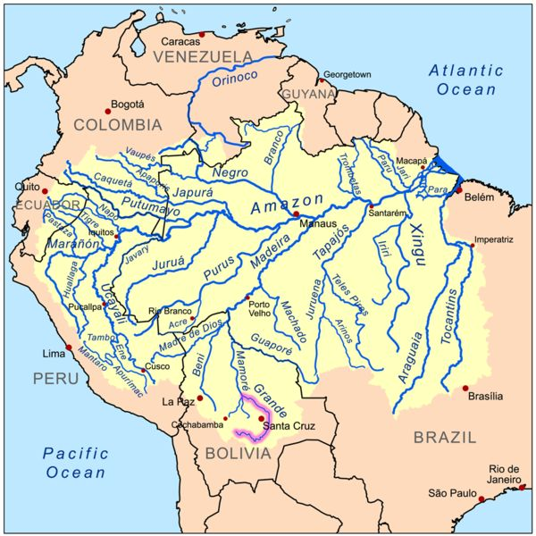 Best River Images On Pinterest Earth Science Geology And River - Ob river on world map