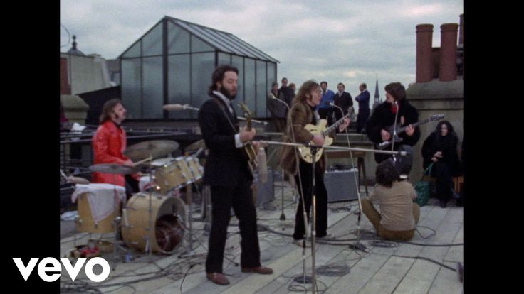 The Beatles - Don't Let Me Down _wishing this could have been a part of my life at the very moment it took place....regardless--this live---stellar-almost otherworldly.