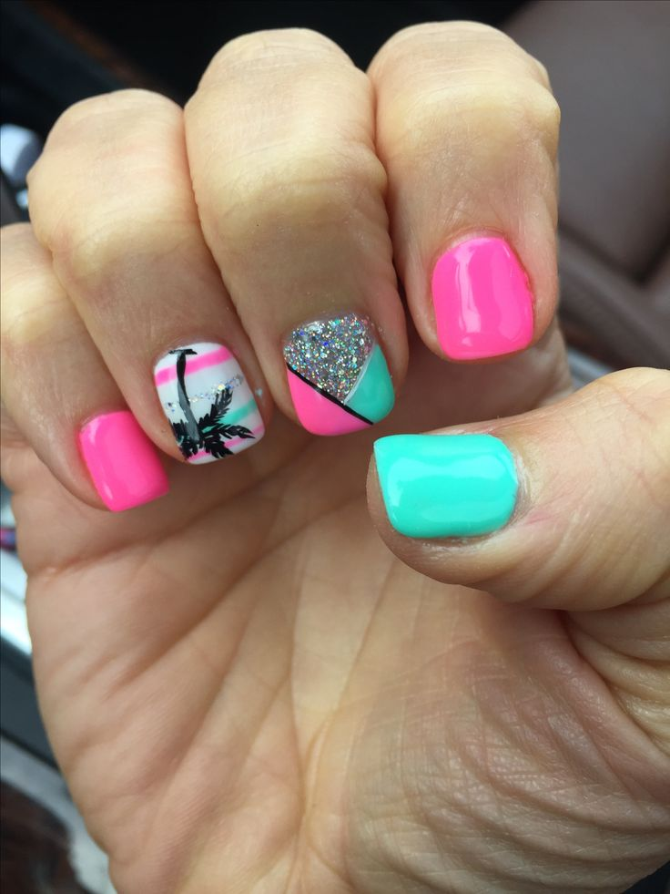 The 25+ best Palm tree nails ideas on Pinterest | Palm ...