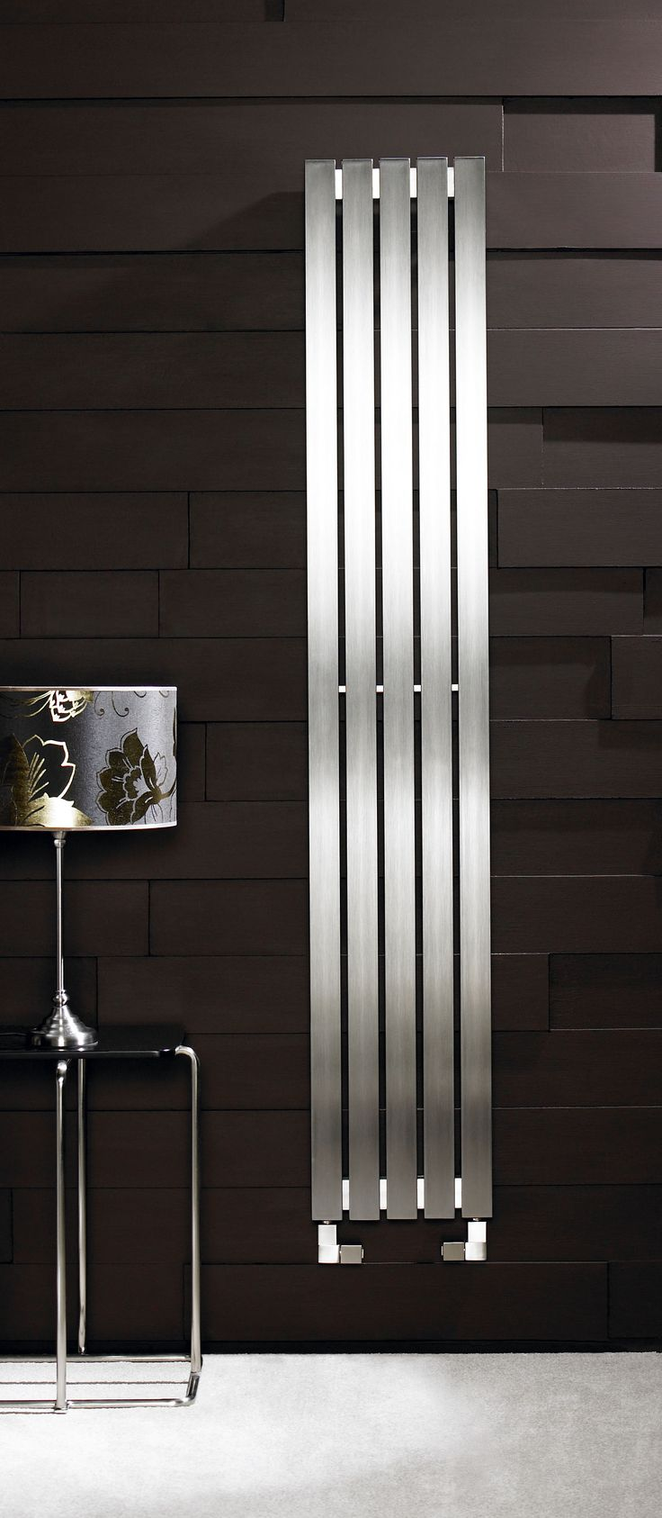34 best images about bathroom heating on pinterest - Designer vertical radiators for kitchens ...