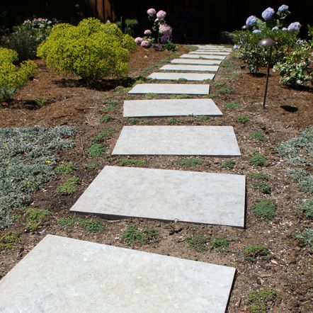 17 Best Images About Stone Planting Beds On Pinterest