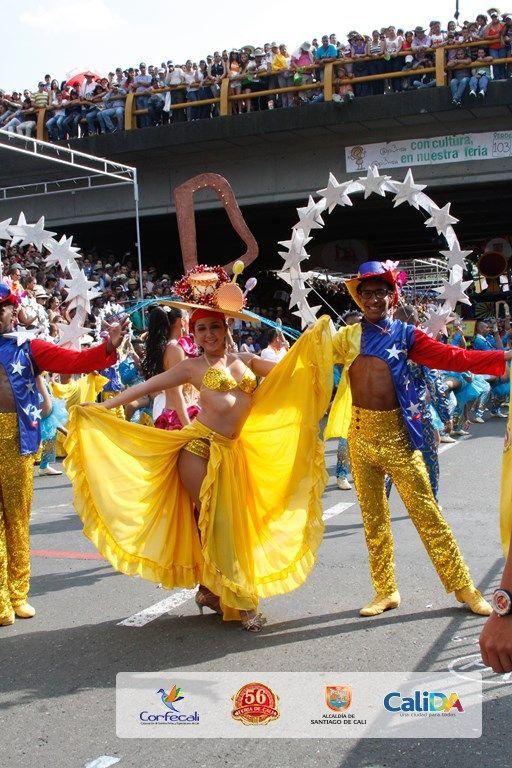 "Desfile Salsódromo ""Despertar de Carnaval"" | Portal de la Feria de Cali - Corfecali | Sitio Oficial"