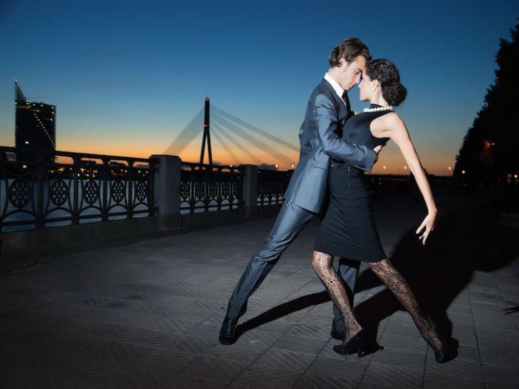 Fortgeschrittenenkurs für Tango Argentino Lebe Deine Kreativität in der wunderbaren Welt des Tango argentino