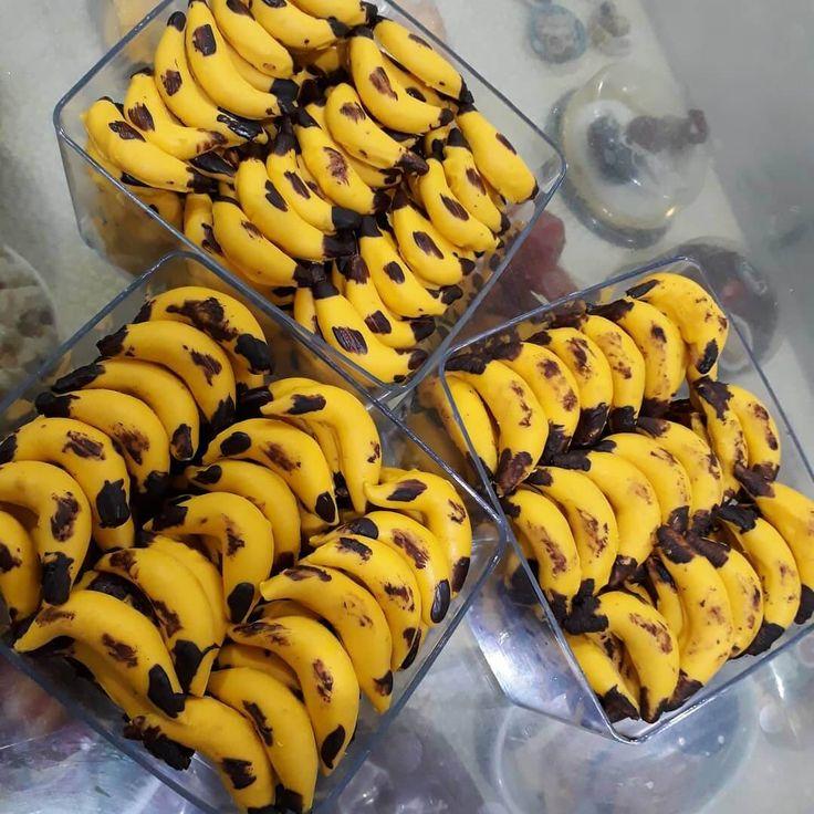 resep banana chocolate cookies ny liem dan cara membuat kue kering bentuk pisang tanpa oven ...