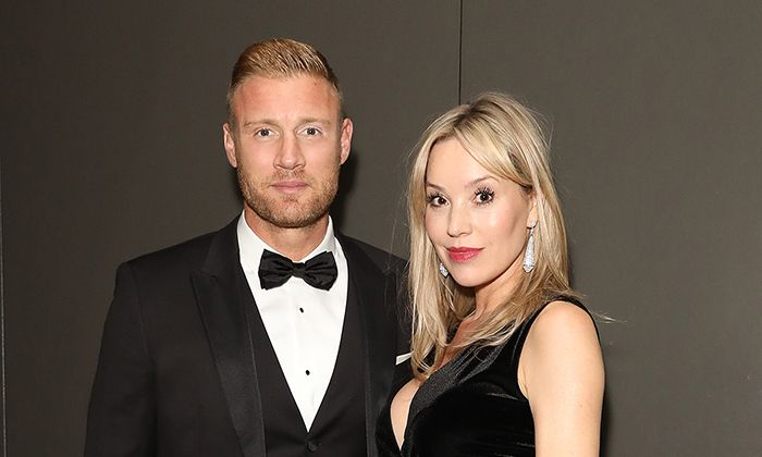 Take A Look At Don T Rock The Boat Presenter Freddie Flintoff S Gorgeous Family Becoming A Father Tv Stars Professor Green