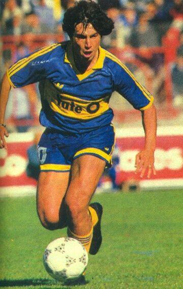 Boca Juniors - Tapia