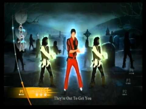 Michael Jackson The Experience Thriller  Recommended for Division 2 (Grades 4 - 6)