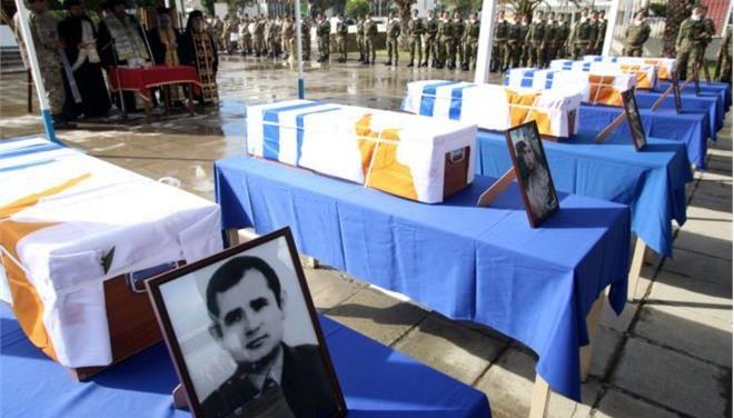 Karavanas The Blog: Στην Ελλάδα τα λείψανα 17 στρατιωτών της ΕΛΔΥΚ