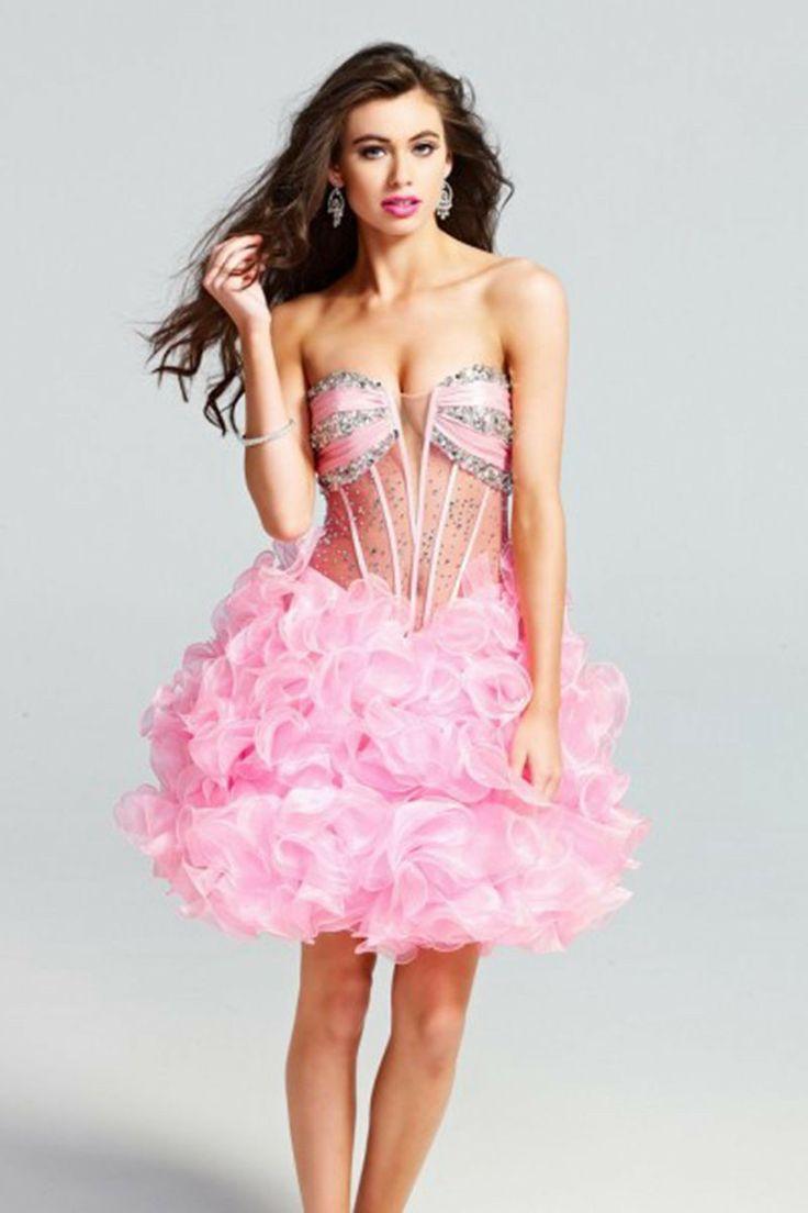 Mejores 17 imágenes de Cocktail Dresses en Pinterest | Vestidos de ...