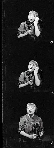 Laurette Taylor in Tenessee Williams' The Glass Menagerie. Opened on Broadway Mar 31, 1945 at the Playhouse Theatre.
