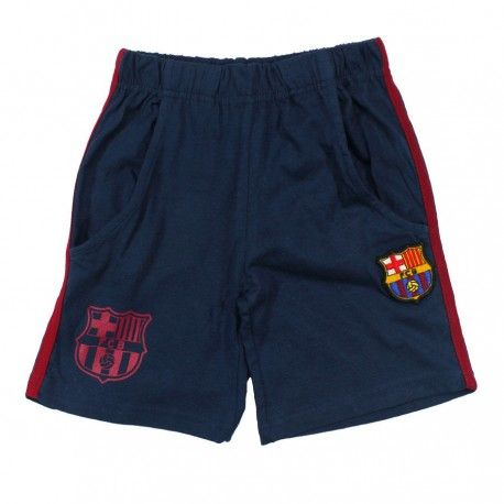 Pantalones oficiales FC Barcelona. Tallas: 4-6-8-10-12-14. Precio: 6,74€. #Merchandising de fútbol barato para regalar.