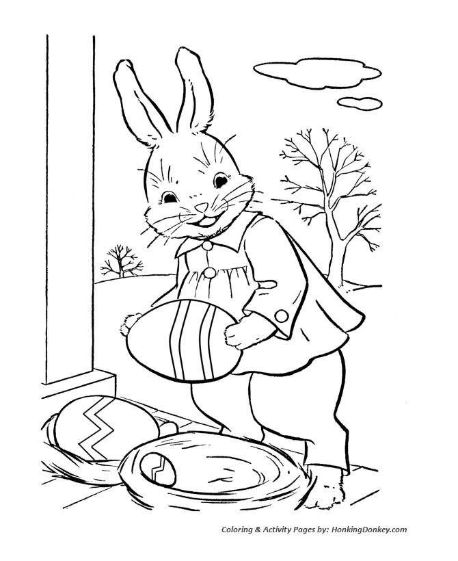 137 best Coloring Easter & Halloween images on Pinterest ...