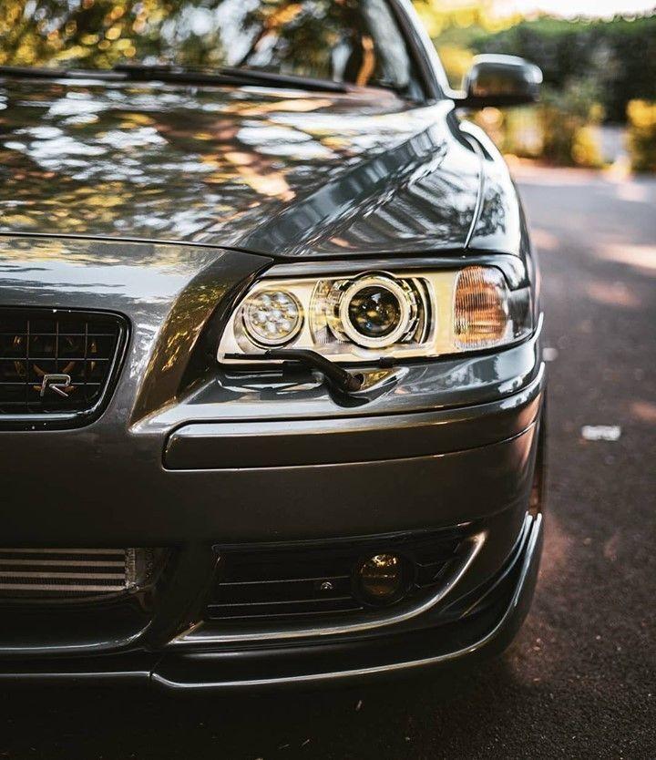 Volvo S60r Custom Headlight Retrofit Custom Headlights Volvo Headlights