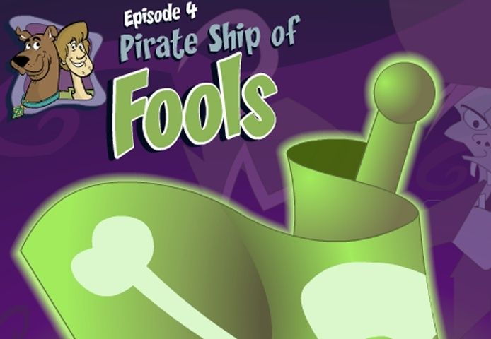 Play Free Scooby Doo Episode 4 Pirate Ship Of Fools Game Help Scooby And Shaggy On The Haunted Pirate Ship S Scooby Doo Games Pirate Ship Cartoon Online