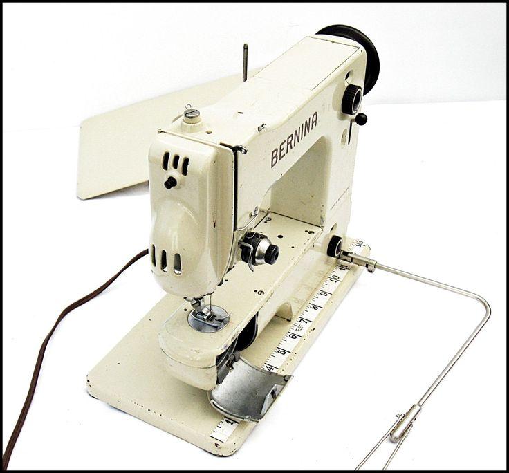 bernina sewing machine history