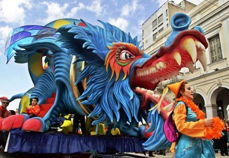 Patras Carnival