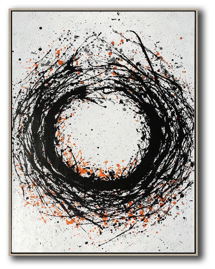 Minimal Art Mn311b Art Diy Acrylmalerei Abstrakt