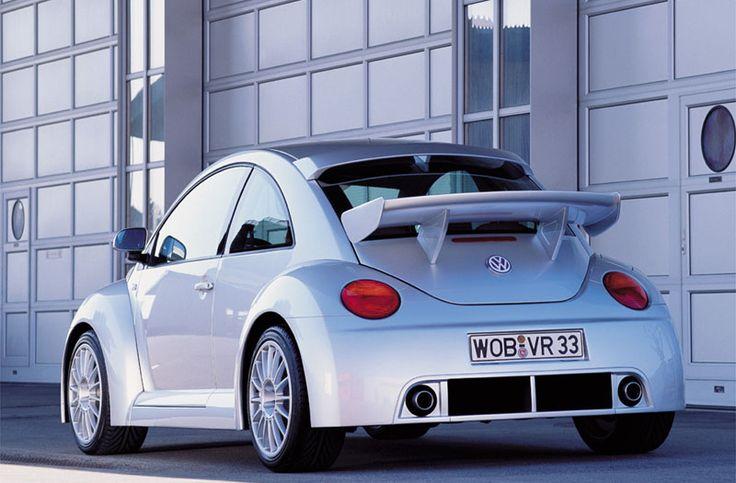 Volkswagen New Beetle RSI 2001 — Parts & Specs