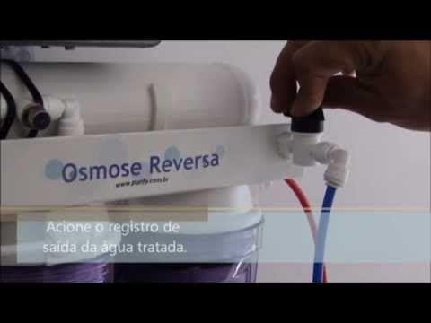 Osmose Reversa - Instalação e Manutenção