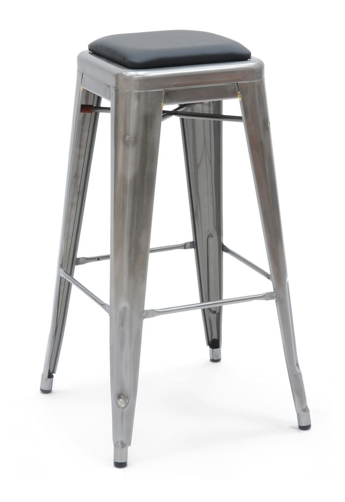 Tolix Tall Stackable Tabouret Counter Stools And Barstools   | Chairs |  Tabouret, Tabouret Tolix, Chaise Industrielle