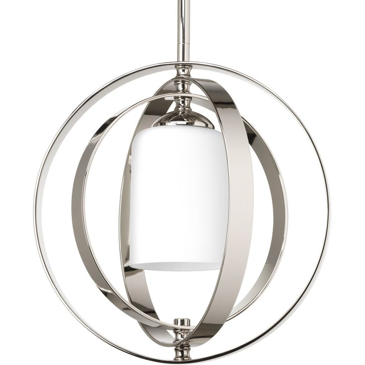 Progress Lighting Thomasville Equinox 1 Light Small Foyer Lantern | AllModern