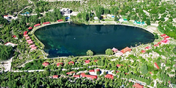 Awful, and now a Shangrila resort, and Hotel in Skardu, Gilgit-Baltistan, Pakistan. What happened to the remoteness and the peace?