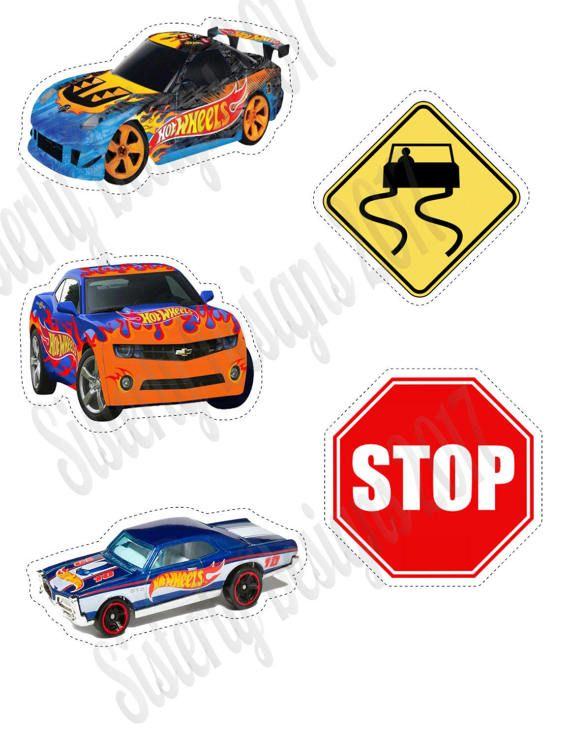 Hot Wheels  Caliente la pieza central de las ruedas  Hot