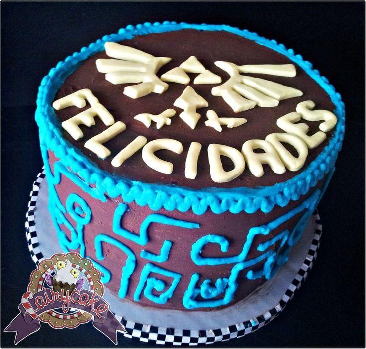 Chocolate Layer cake de #Zelda