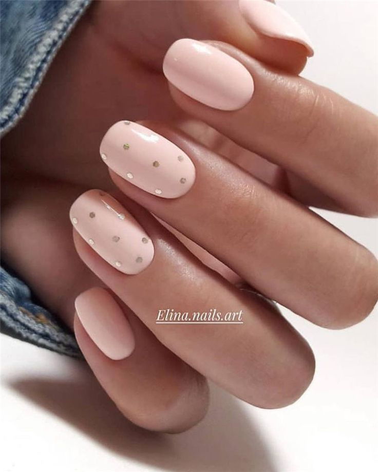 80 + Latest Nail Art Trends & Ideas to Try for Spring 2019, #SpringNails, #Lates…