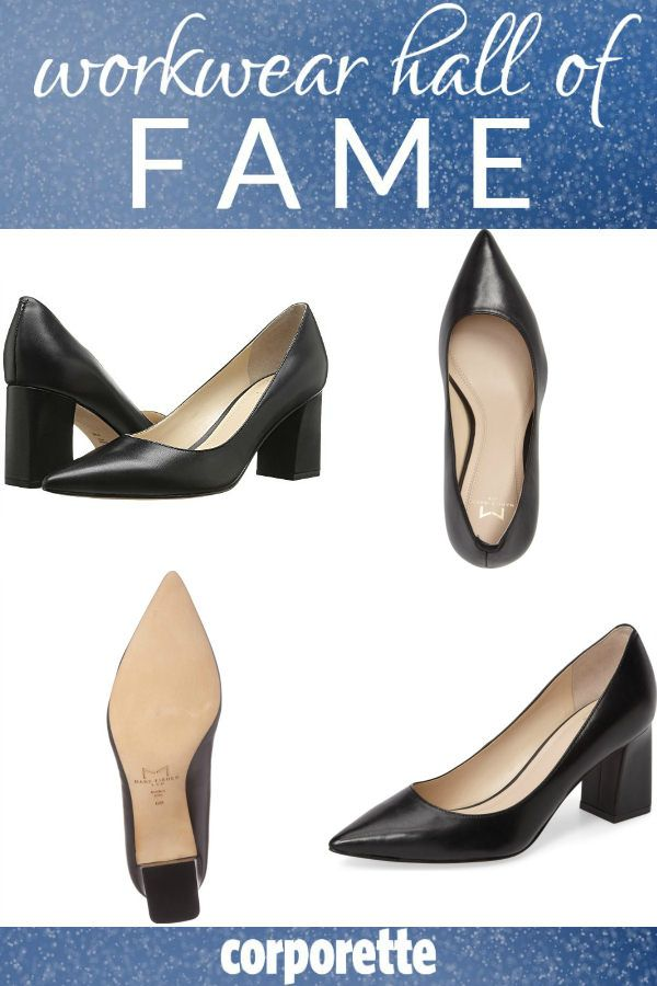 2e2dcba9d00 Workwear Hall of Fame  Zala Heels
