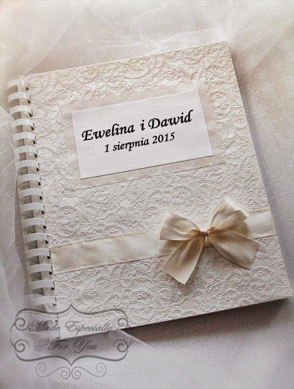 Biała konwalia: Księga gości weselnych