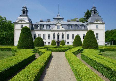 Kronovalls Castle /  Österlen,  Skåne, Sweden